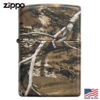 (zippo)Zippo REAL TREE EDGE Windproof Lighter