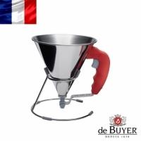 "(de Buyer)France de Buyer] [Baking Verbier ""KWIK mini automatic filter funnel stuffed"" 0.8 liter - Red"