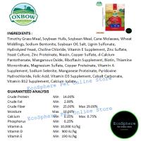 OXBOW Essentials Adult Rabbit Food - 10lbs (4.53kg)