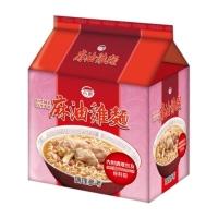 台酒TTL 紅標米 酒麻油雞麵(200g x3包/袋)