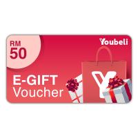 Youbeli.com RM50 E-Gift Voucher