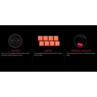 Bloody Light Strike 8-Infrared Switch Gaming Keyboard B418 (Gold) + FREE GIFT