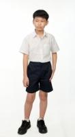 V3 Premium School Uniforms_Primary Boy Short Pants_NAVY