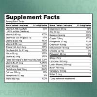 【Ready Stock】Kirkland Signature™ Adult 50+ Mature Multi Vitamins & Minerals (400 Tablets)