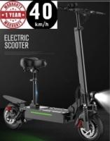 Electric Scooter E-Bike Easy Folding 48V