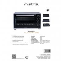 Mistral Electric Oven (45L) Ketuhar Elektrik MO45RCL