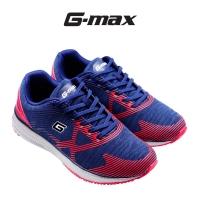 G-Max Men Sport Shoes - Navy Blue/Black 008-02810