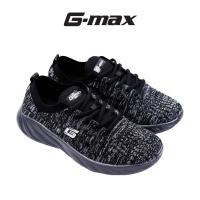 G-Max Men Sport Shoes - Black/Grey 008-04069