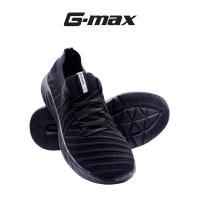 G-Max Men Sport Shoes - Black/Grey 008-04169