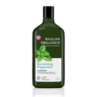 (avalon)AVALON ORGANICS strong peppermint essential oil shampoo 11oz / 325ml