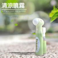 Creative USB charging handheld spray fan (the group 2)