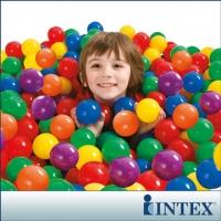 (INTEX)INTEX 100 Ke game ball (diameter 6.5cm)