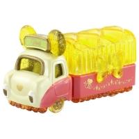 (DISNEY)Disney Fantasy Jewelry Car Jewelry Storage Jewelry Car Winnie the Pooh