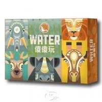 (新天鵝堡)[Neuschwanstein Board Game] silly to play 2.0 Water- Chinese version