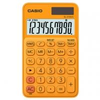 (CASIO)[CASIO] 10-bit romantic macaron pocket computer - orange orange (SL-310UC-RG)