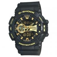 G-SHOCK crown design trend watch GA-400GB-1A9