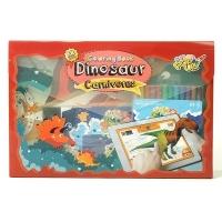 (VUIDEA)Korea VUIDEA AR Children's English Teaching Picture Book / Dinosaur Park / Carnivorous Dinosaur