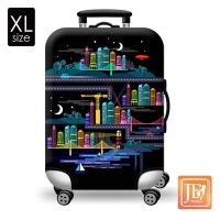 (LittleChili)LittleChili Suitcase Set - Starry City XL