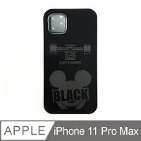 【Candies】Simple系列 暗黑米奇 - iPhone 11 Pro Max
