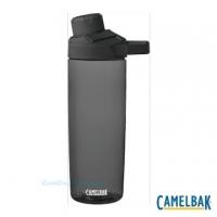 (CAMELBAK)【US CamelBak】 CB1510001060 -600ml outdoor sports water bottle carbon black