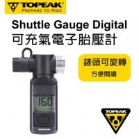 (TOPEAK)Topeak inflatable electronic tire pressure gauge Shuttle Gauge Digital
