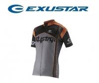 (EXUSTAR)EXUSTAR Racing Short Sleeve Jersey, E-CJ68