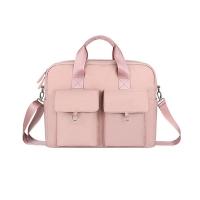 (dido shop)14/15.4 inch simple fashion laptop bag computer bag (CL276) pink