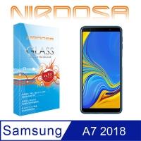 NIRDOSA SAMSUNG Galaxy A7 (2018) 9H 0.26mm Tempered Glass Screen Protector