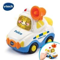 (vtech)Vtech Beep Sound and Light Interactive Car-Police Car