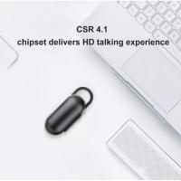 QCY Q12 Single Ear Cell Phone 5.0 Bluetooth Wireless Earpiece Wireless Earphone Bluetooth Headset Bluetooth Headphone
