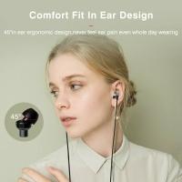 ZNT R620 STEREO HIFI SOUND METAL DRIVER MINIHIFI HIFI SPORT EARPHONE WITH MICROPHONE HIFI EARPHONE HIGH BASS EARPHONE
