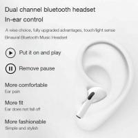 ALL NEW AIRPODS PRO 4 HIFI WIRELESS BLUETOOTH EARPHONE SPORT HEADPHONES STEREO HEADSET EARBUDS IN EAR POP UP RENAME GPS