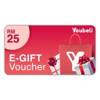 Youbeli.com RM25 E-Gift Voucher