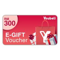 Youbeli.com RM300 E-Gift Voucher