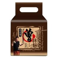[Tseng noodles] Scallion and Pepper Mozeng Noodles (1 bag 4 packs)