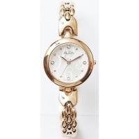 (ALBA)ALBA petty female romantic series diamond female watch - IP gold (AH8328X1)