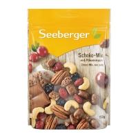【SEEBERGER喜德堡】巧克力綜合堅果(150g/包)
