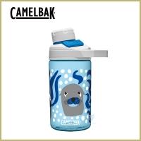 (camelbak)[CamelBak] 400ml Chute Mag Children's Outdoor Sports Water Bottle-Curious Sea Lion