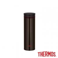 (THERMOS)THERMOS Thermos vacuum ultra-lightweight stainless steel mug 0.35L (JNO-351-ESP) brown