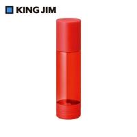 (kingjim)[KING JIM] OCTOTATSU Octopus Sucker Color Pen Holder Red Small (2564-RD)