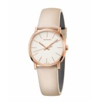 (calvin klein)Calvin Klein CK minimalist texture belt watch (K8Q336X2) 32mm