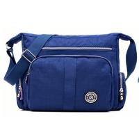 YS6376BU lightweight fashion side backpack. Shoulder bag. Messenger bag blue