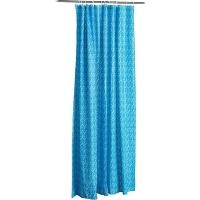 (Premier)Premier Waterproof Shower Curtain (Blue Plaid 180cm)
