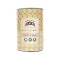 COCO FRESCO Coconut Milk 22% 400ml