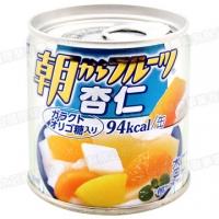 Hagoromo Chaoshi Fruit Jar [Almonds] (190g)