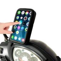 Apple iPhone 11/ 12 6.1-inch motorcycle rainproof phone holder / phone bag