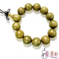 [Yang Hui Xuan] natural gold Phoebe beads / bracelet (18mm)