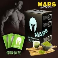 戰神MARS 低脂乳清 戰神乳清 抹茶口味 一盒60份