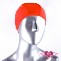 Leisure swimming swimming cap swimming cap high elastic fabric (orange F) AngelHoney Angel Seduction