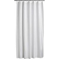 (Premier)Premier Waterproof Shower Curtain (White Diamond Pattern 180cm)